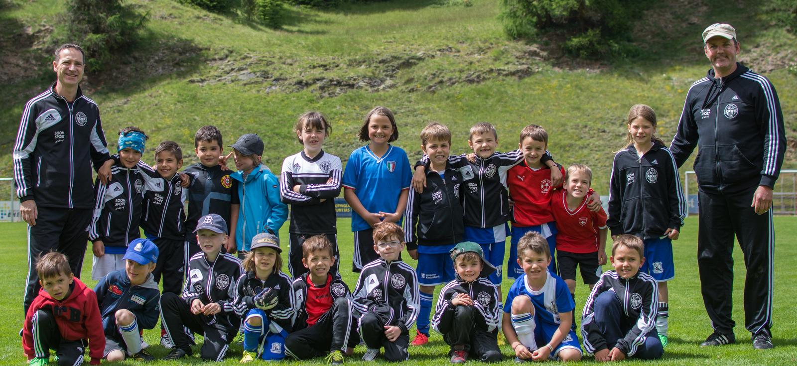 F-Junioren: GKB-Cup in Celerina