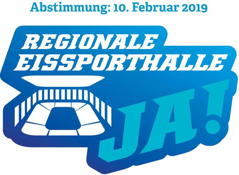 Abstimmung 10. Februar: regionale Eishalle